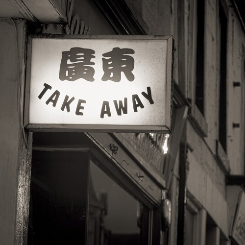 Take Away bij De Pyramiden