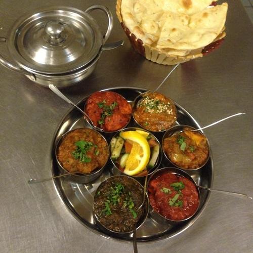 Chef's Table bij Taj Palace
