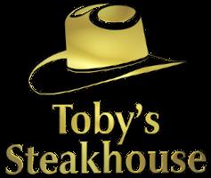 Toby's Steakhouse Logo