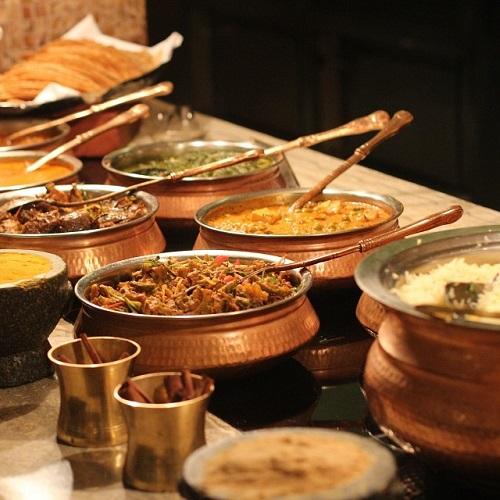 % korting bij Indiaas Restaurant Gandhi