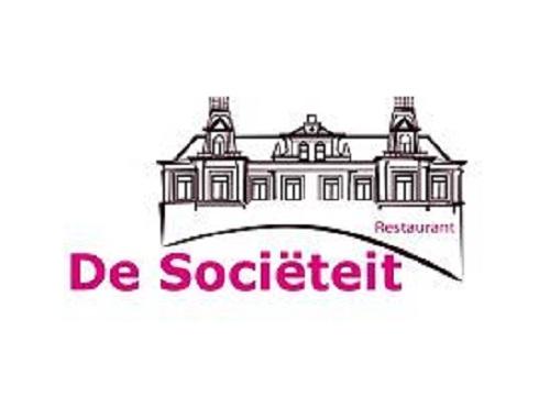 De Sociëteit Logo
