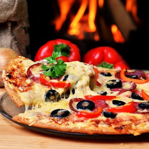 2 voor 1 bij Pizzeria Amore Mio