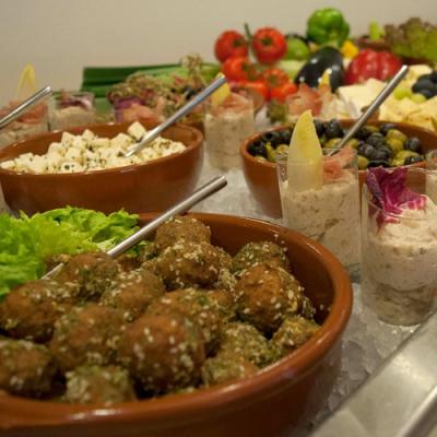 Buffetrestaurant Thijs Aafke Het Laatste Tafeltje