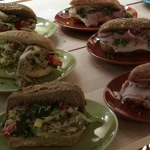 Royal Lunch bij Biorie
