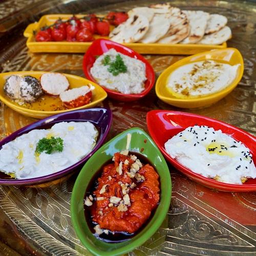 All you can eat bij Topkapi