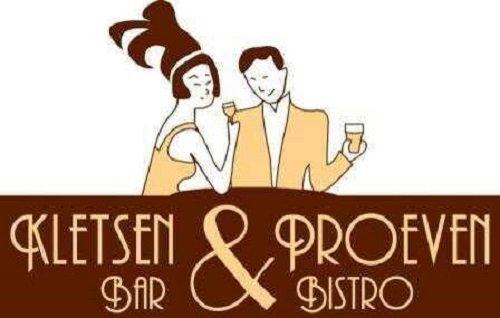 Kletsen en Proeven Logo