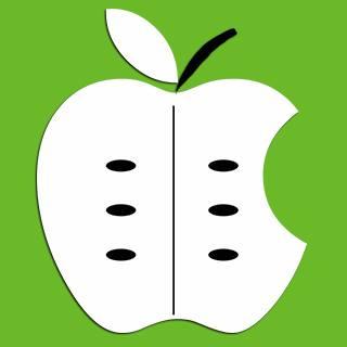 La Pomme Logo