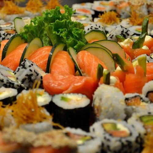 Sushi Box (40st) bij Tian Tian Sushi