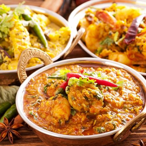 % korting bij Maharaja Restaurant
