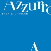 Azzurro eten & drinken Logo