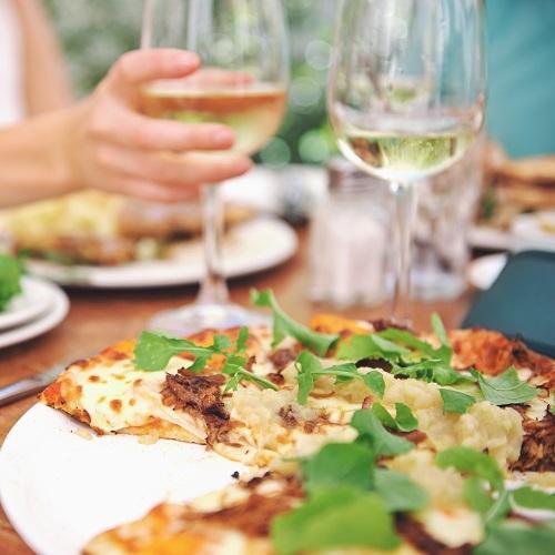 % korting bij Pizzeria Al Paese