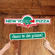New York Pizza Assen Logo