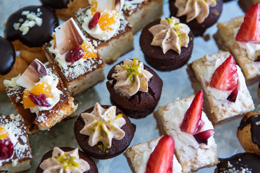 High Tea bij Brasserie Midi