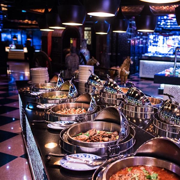 All you can eat 2,5 uur bij Ni Hao Kattendiep