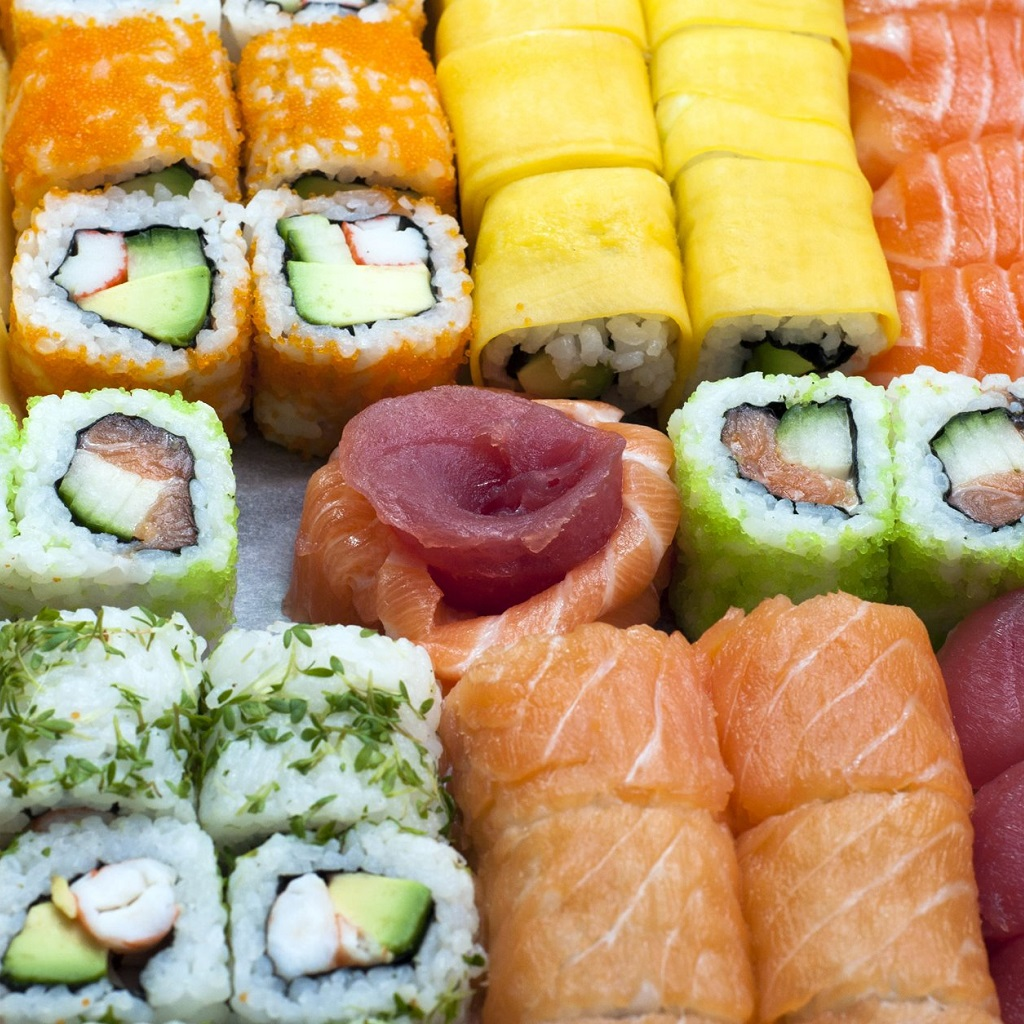 Korting bij Sushi De Luxe