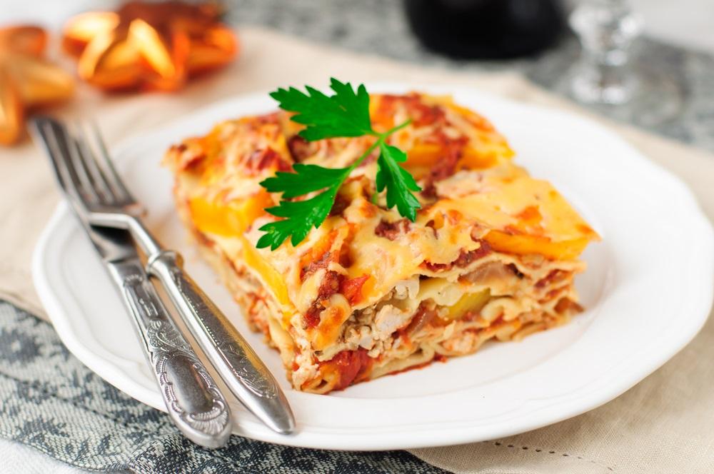 Take Away: Lasagne bij Ristorante Pizzeria Galtelli