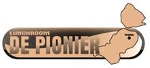 Lunchroom de Pionier Logo