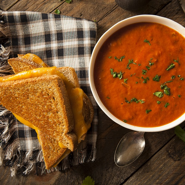 soep lunch