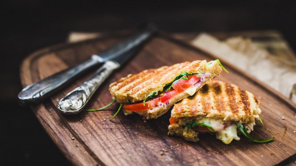 Royal Sandwich bij Soof's & Co