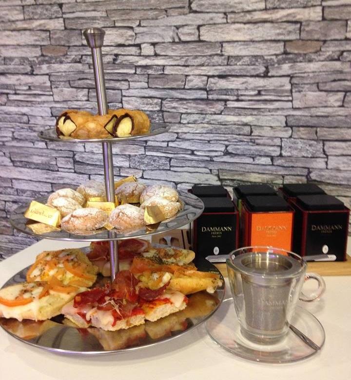 High Tea bij Casa Montalto