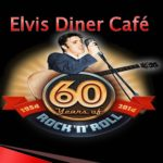 Elvis Dinercafé Logo