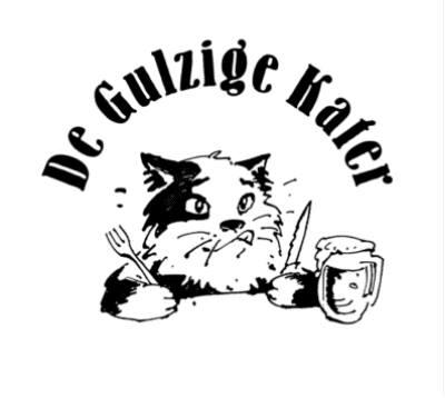 De Gulzige Kater Logo