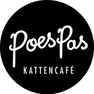 Kattencafé Poespas Logo