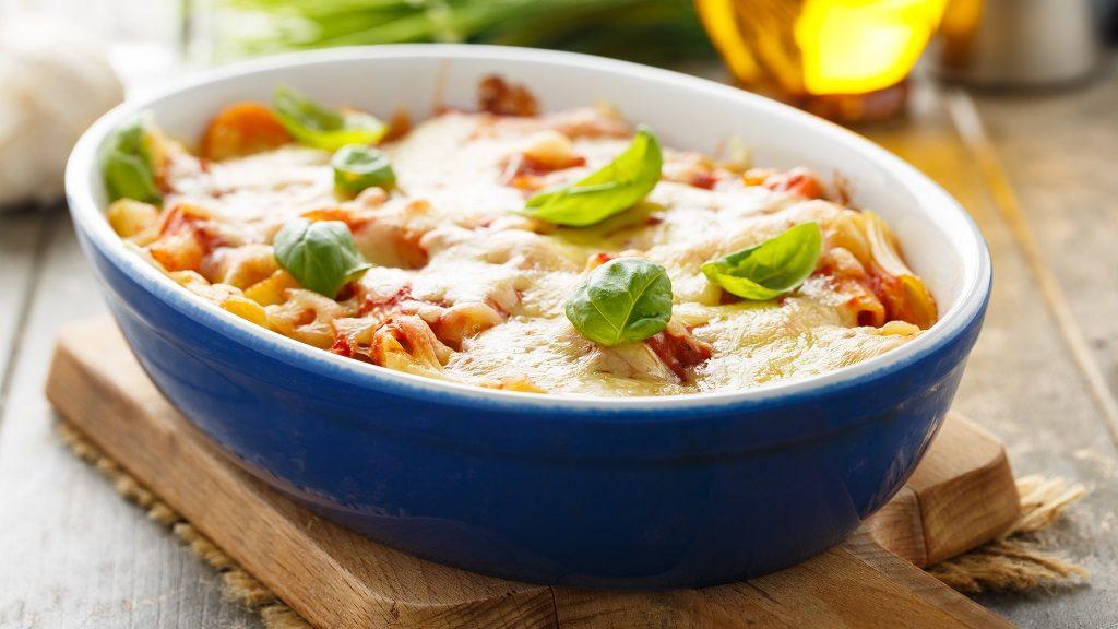 Take Away Pasta aglio e olio bij De Kornuiten
