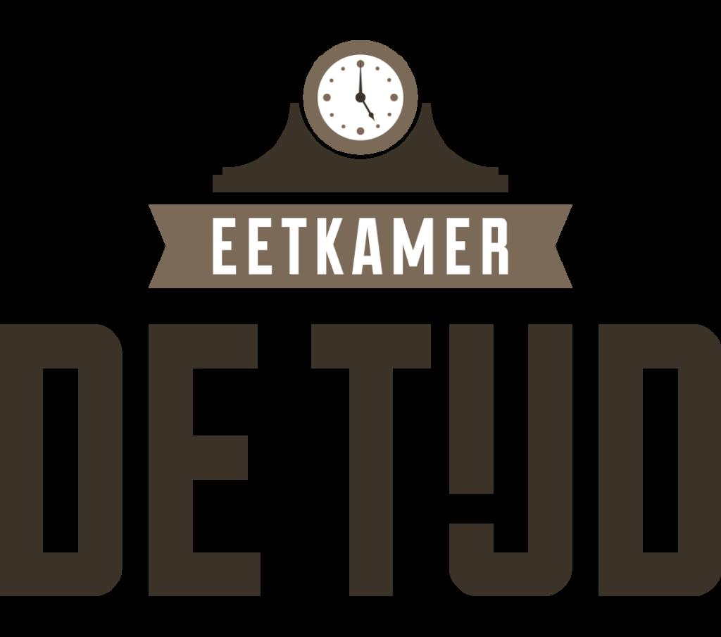 Eetkamer De Tijd  Logo