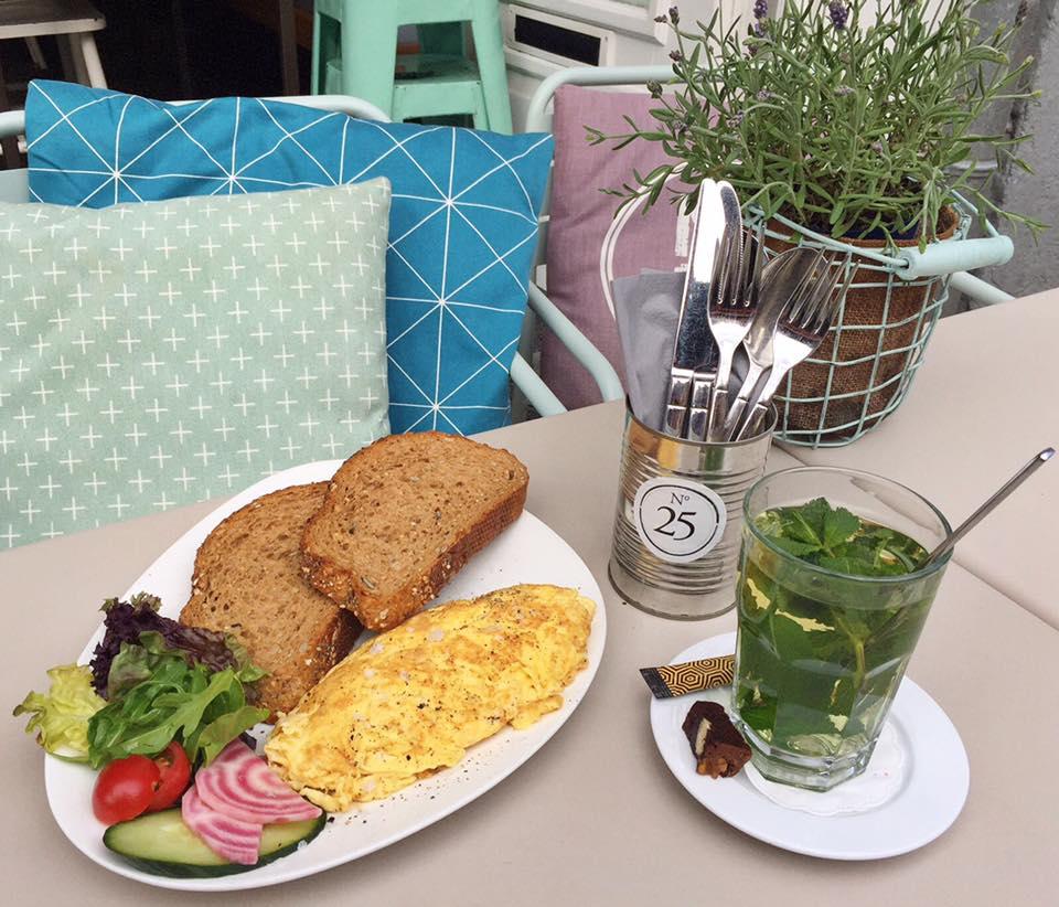 Royal Breakfast bij No 25