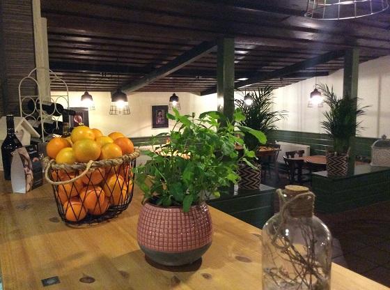 Interieur Restaurant De Appelsche Hof in Appelscha