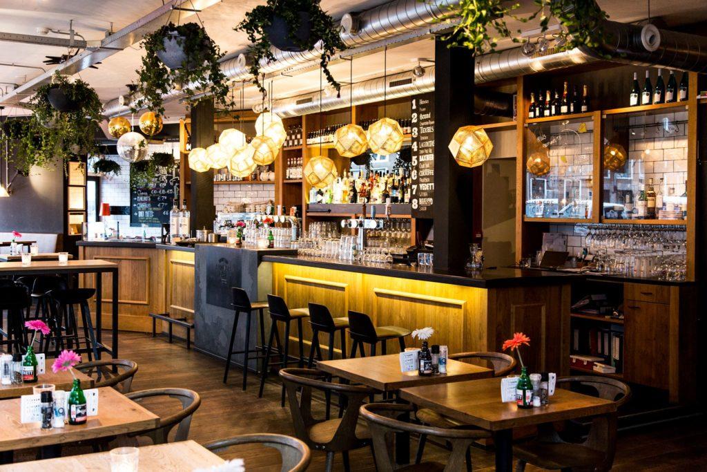 Chef's Table bij Flinders Café Schuitendiep