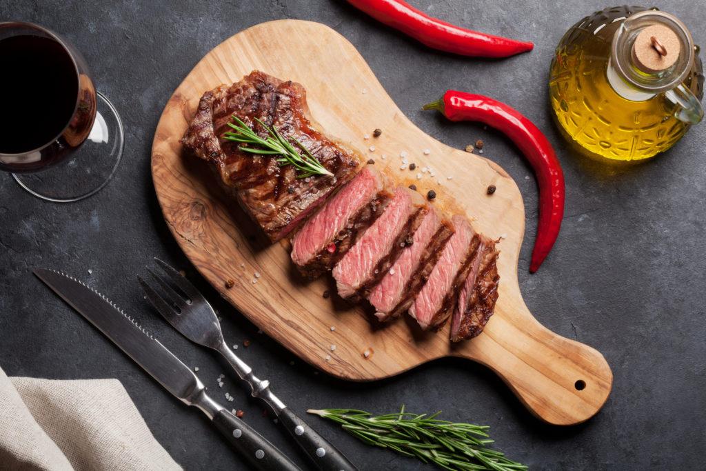 % korting bij Dock 19 Steaks & More