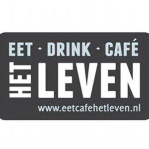 Eetcafé Het Leven Logo