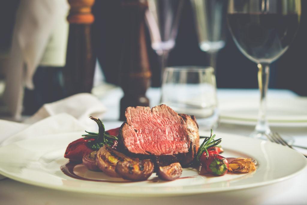 Chef's Table 5-gangen bij Houdt van Eten