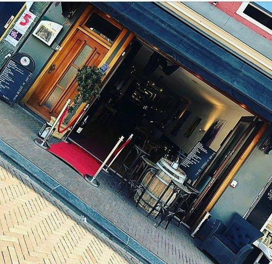Pand restaurant Mauritshuis Leeuwarden