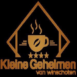 Kleine Geheimen van Winschoten Logo