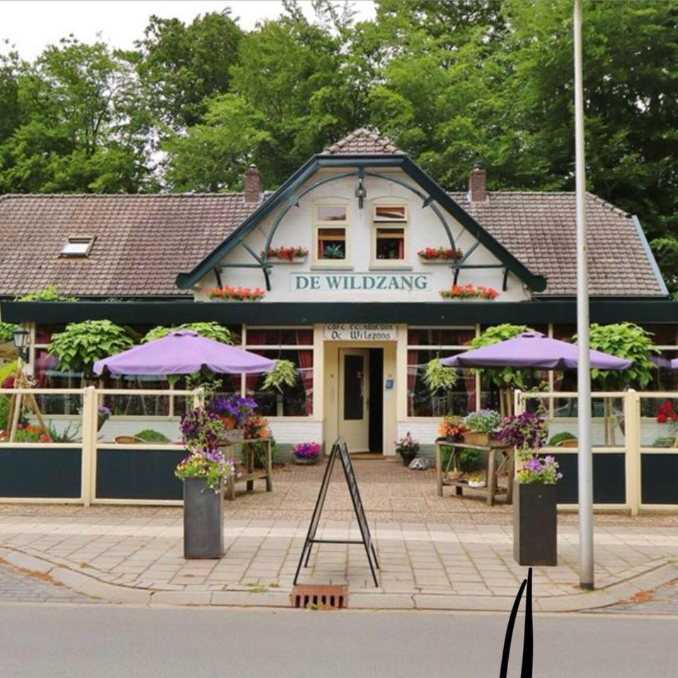 Restaurant De Wildzang in Ommen