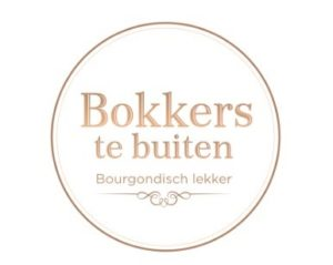 Bokkers te buiten Logo
