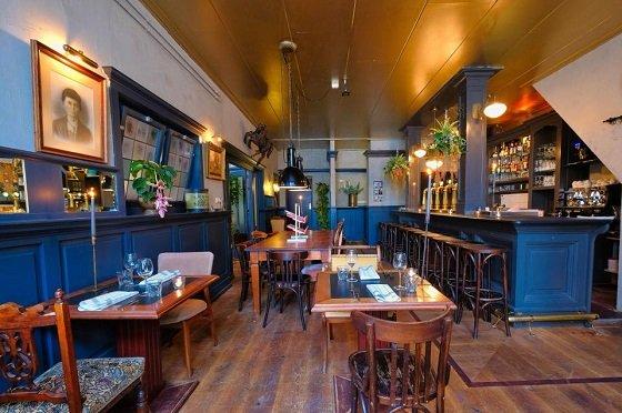 'tKoetshuys Groningen restaurant