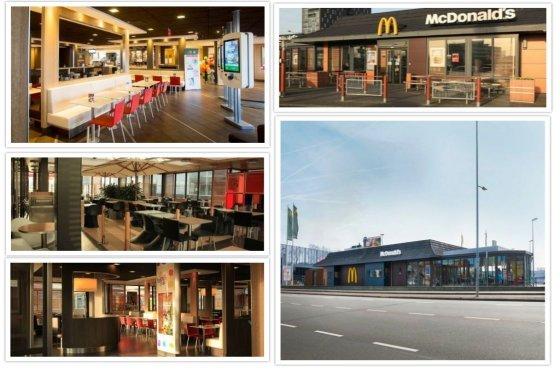 collage McDonald's Sontplein