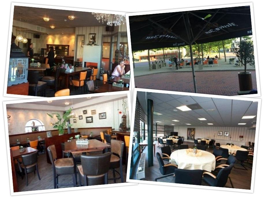 collage Grand Café t Raadhuys