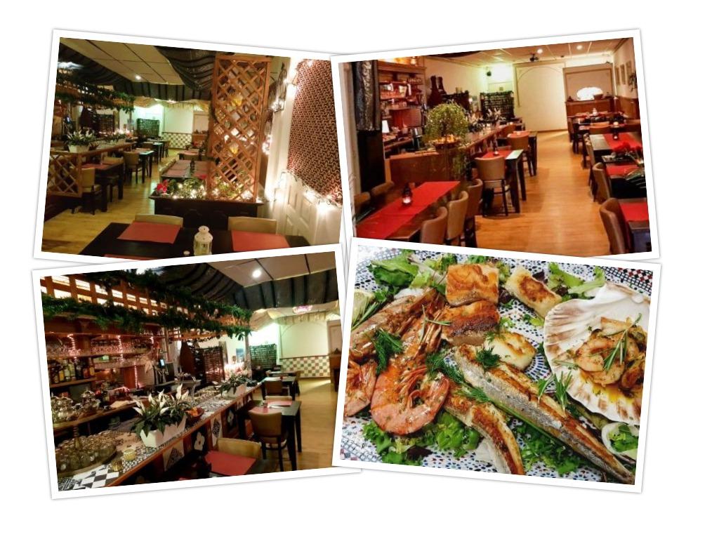 collage Restaurant Jasmijn