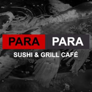 Parapara Sushi & Grill Logo