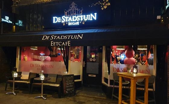 Eetcafé de Stadstuin Hereweg Groningen
