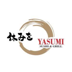 Yasumi Sushi & Grill Logo