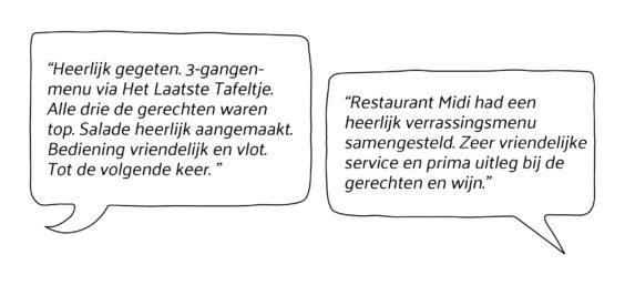 Recensie Brasserie Midi Groningen