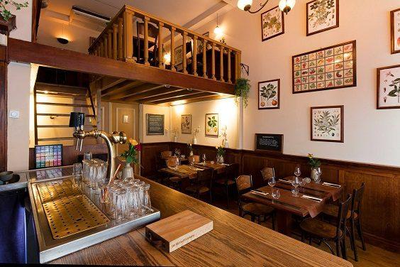 Restaurant De Kleine Kasteleine Groningen