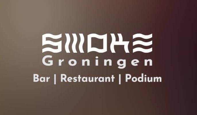 Logo Bar Smoke Groningen