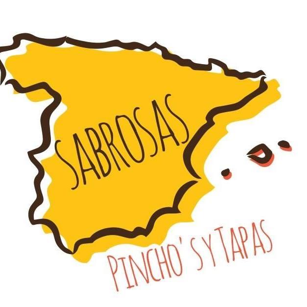 Sabrosas Pincho's y Tapas Logo